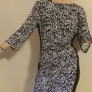 Ralph Lauren animal print dress